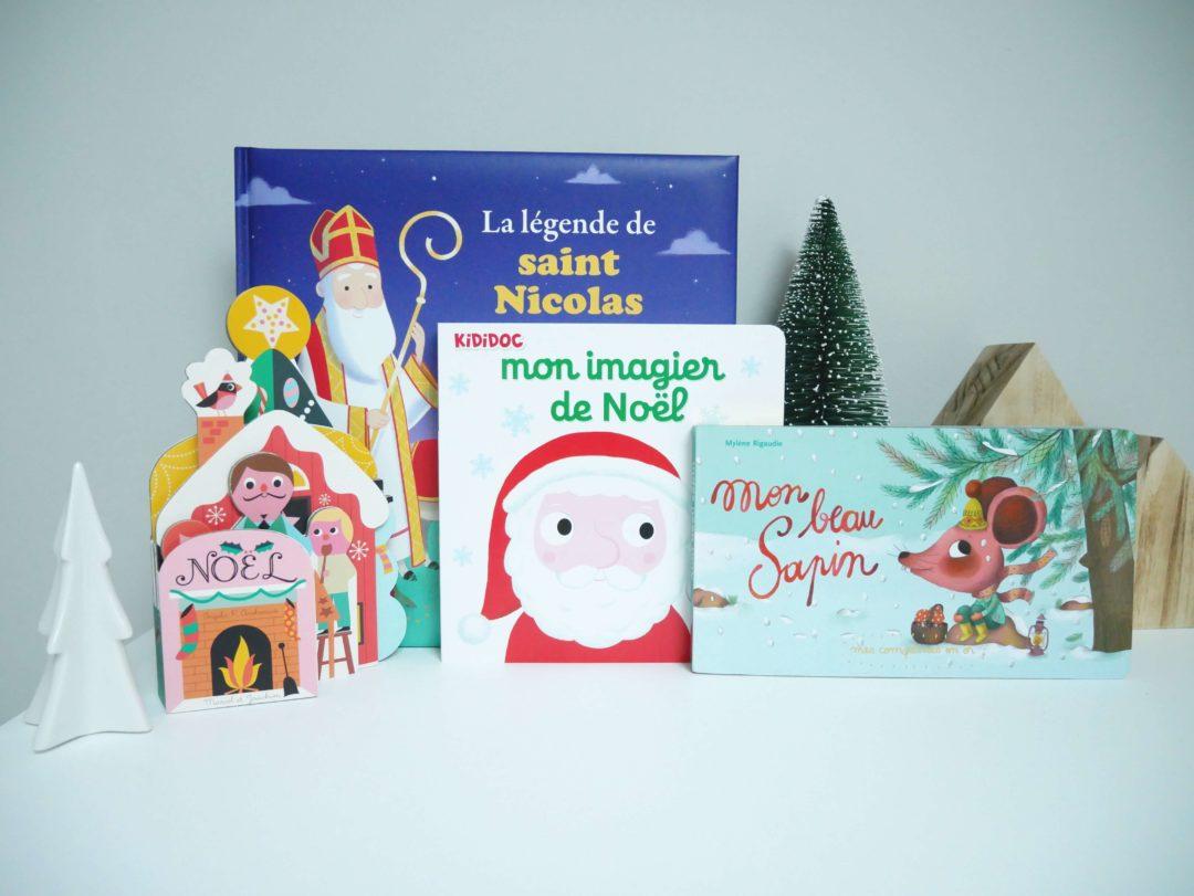 Livres de Noël pour bébé