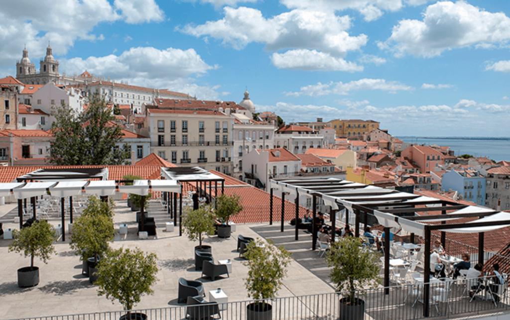 Visiter Lisbonne avec bébé