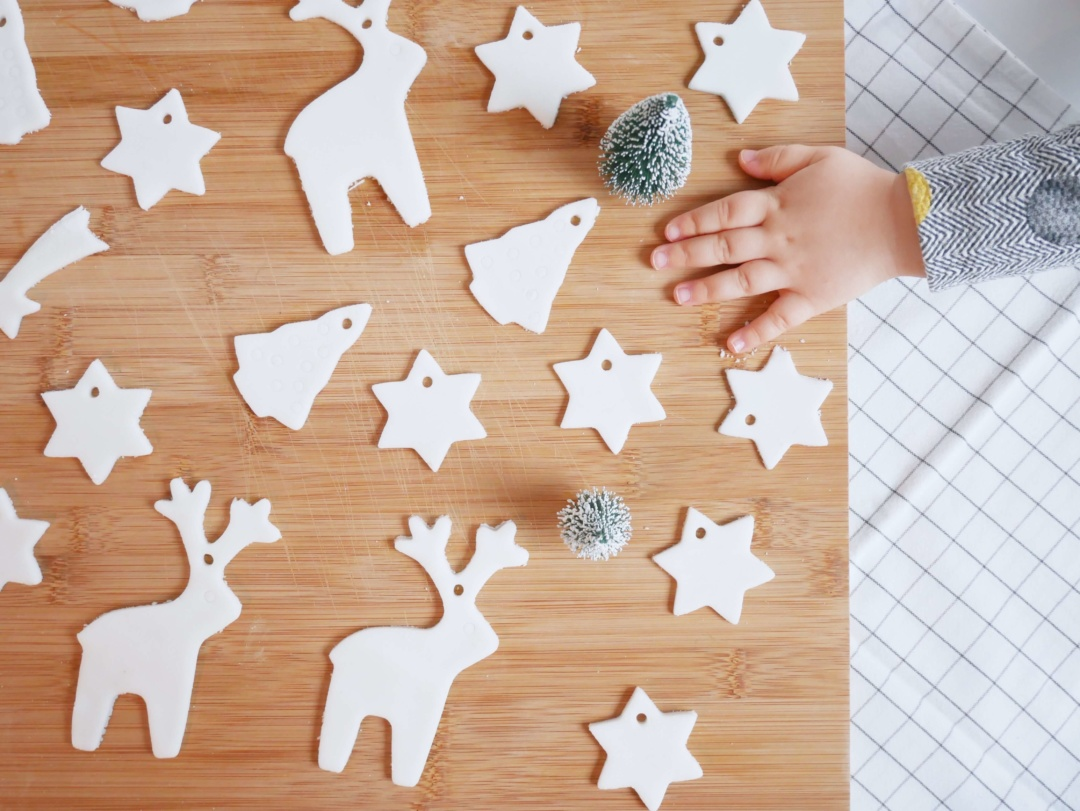 DIY DECORATION POUR SAPIN